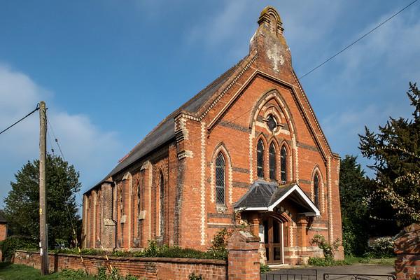 East Bergholt, Congregational Church