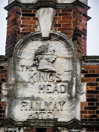 Once Railway Hotel