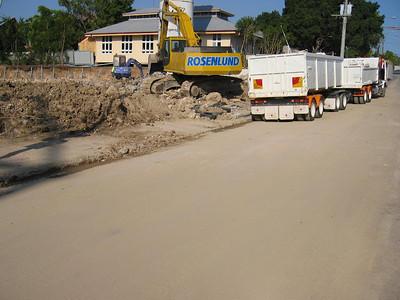 Brisbane Gabba Cricket Ground Demolition & Earthworks