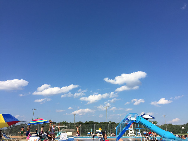 {Cloudwatching} at Loriella Pool