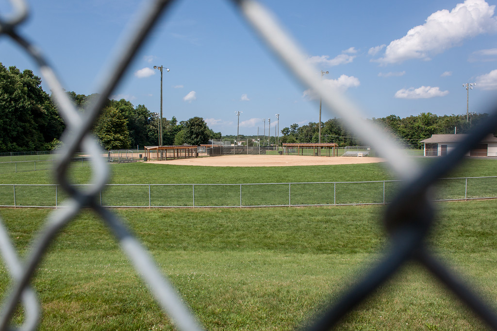 {Baseball Field} Next to Loriella Pool