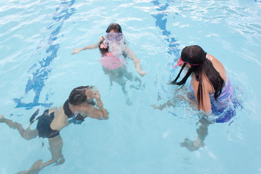 {Underwater} Fun