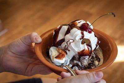 Ice Cream {Sundae}