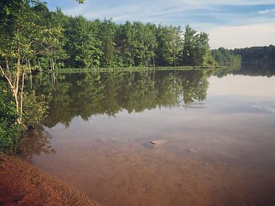 Curtis Lake #lakeside