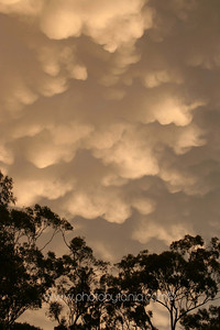 Storm clouds gather. Brisbane, Australia.