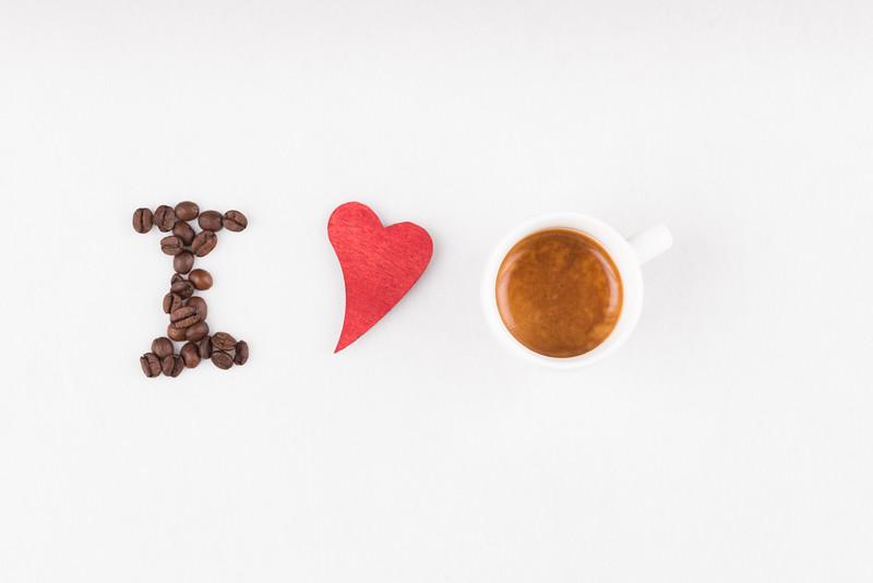 I love espresso
