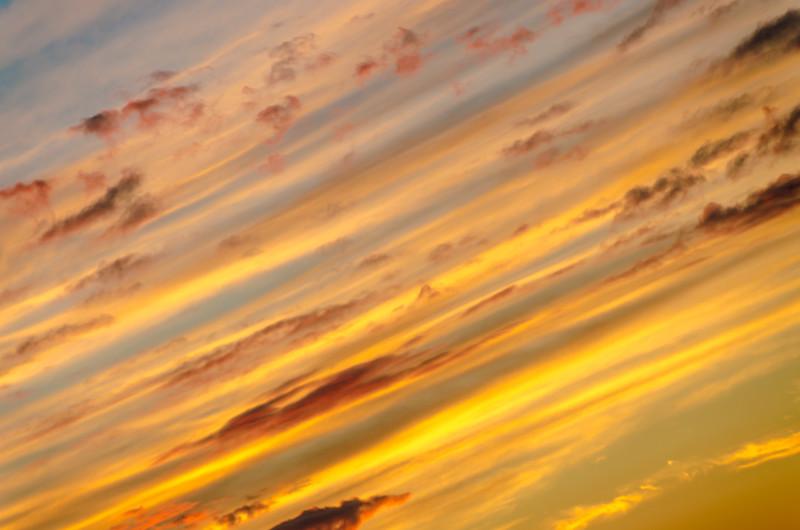 Striated Sky