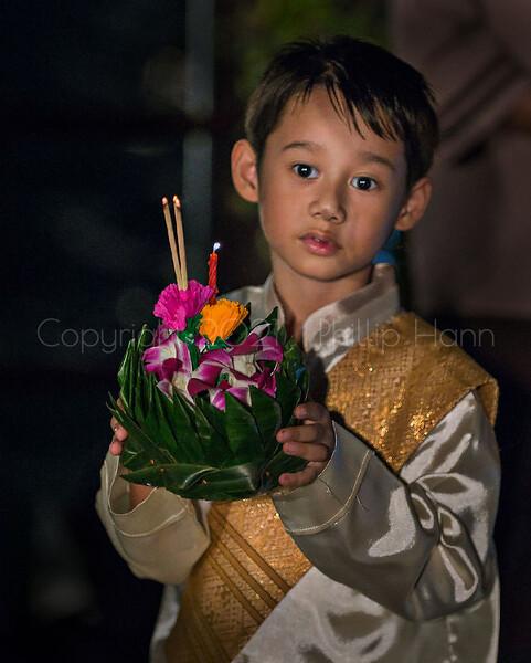Thai Lad - Krathong festival, Bangkok