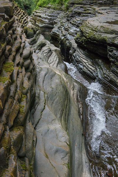 Water Erosion...Watkins Glen