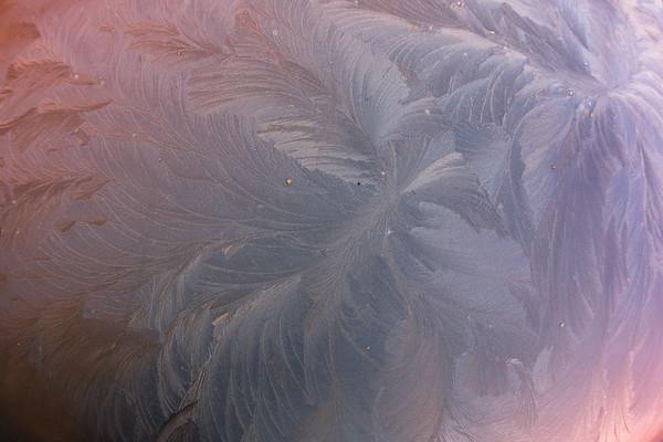 Fisheye frost