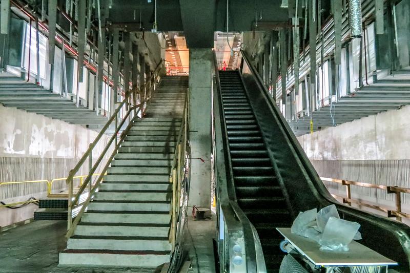 Crenshaw/LAX Line construction - Metro Los Angeles