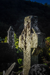St. Kevin's High Cross