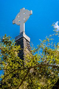 St. James Celtic Cross,  Leesburg, FL