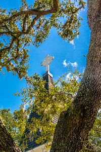 St. James Celtic Cross II,   Leesburg, FL