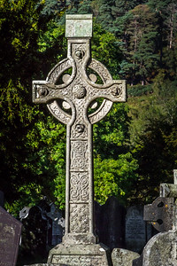 Celtic Memorial Cross