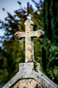 Glendalough Memorial  Cross