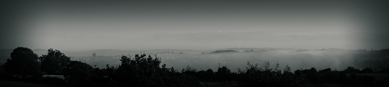 The City in the Mist