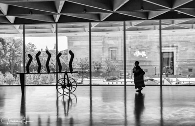 Walking - National Gallery of the Arts