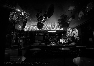 DOWN : Limited edition of 10. Stonewall 2