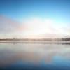 Smith Lake at Sunrise