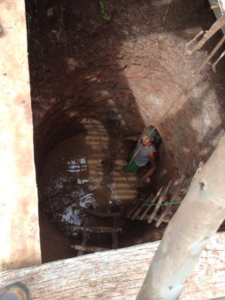 2013-14 Water project via COFRA