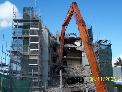 HIGH REACH / TOP DOWN DEMOLITION