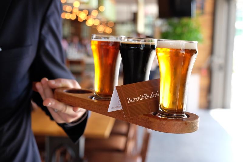 Beer at Barrel and Bushel