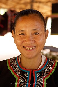 Lahu Hill Tribe Woman