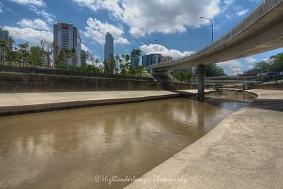 Gombak River, Kuala Lumpur