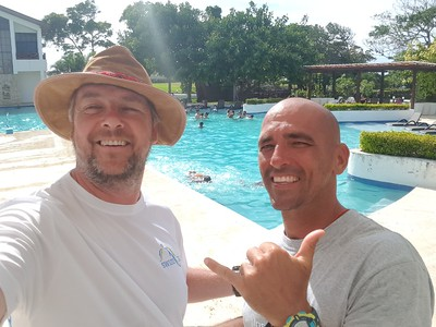Bryan and Iggy