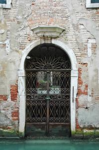 Old Door Study  06 -  Venice, Italy