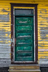 Old Door Study 05