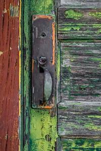 Old Door Study 03 -