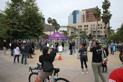 Downtown Long Beach Cleanup