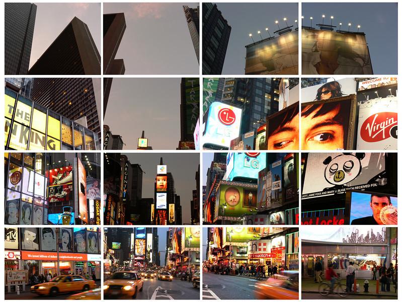 Times Square, NY.<br /> © Laura Razzano