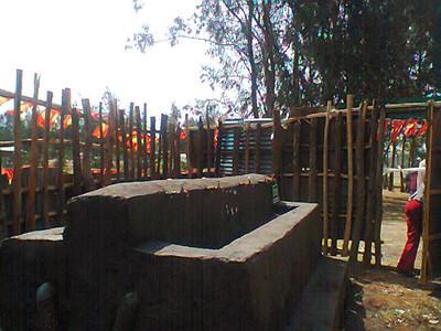 Dudmegn Elementary Water Station