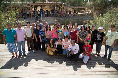 2014 Deaf Ministry Visit to the Baptismal Site and Jericho
