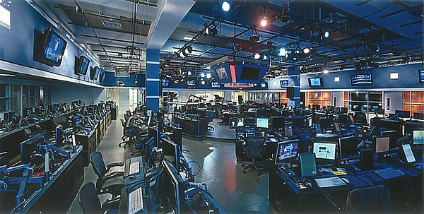ESPN Digital Center, Highlights Screening Room