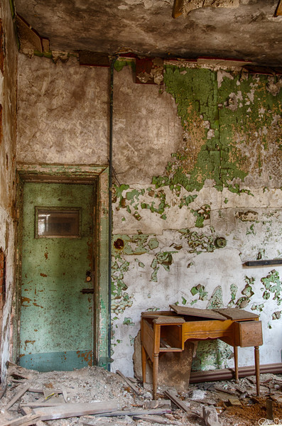 Offices | Eastern State Penitentiary Historic Site, Philadelphia, PA