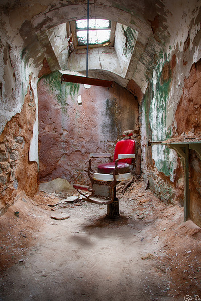 Shave and a Hari Cut 3 | Eastern State Penitentiary Historic Site, Philadelphia, PA