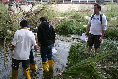 Eco Interns - Heal The Bay