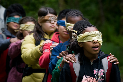 Outdoor Learning Program, Bainbridge Island Washington