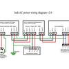 AC power wiring diagram