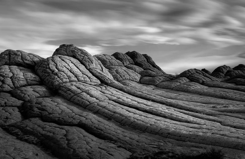 Repose After Time - Vermilion Cliffs, Arizona