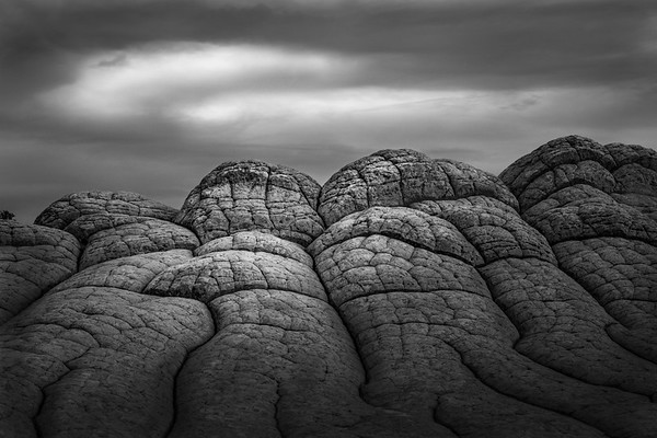 Emergence series - Stones Embrace