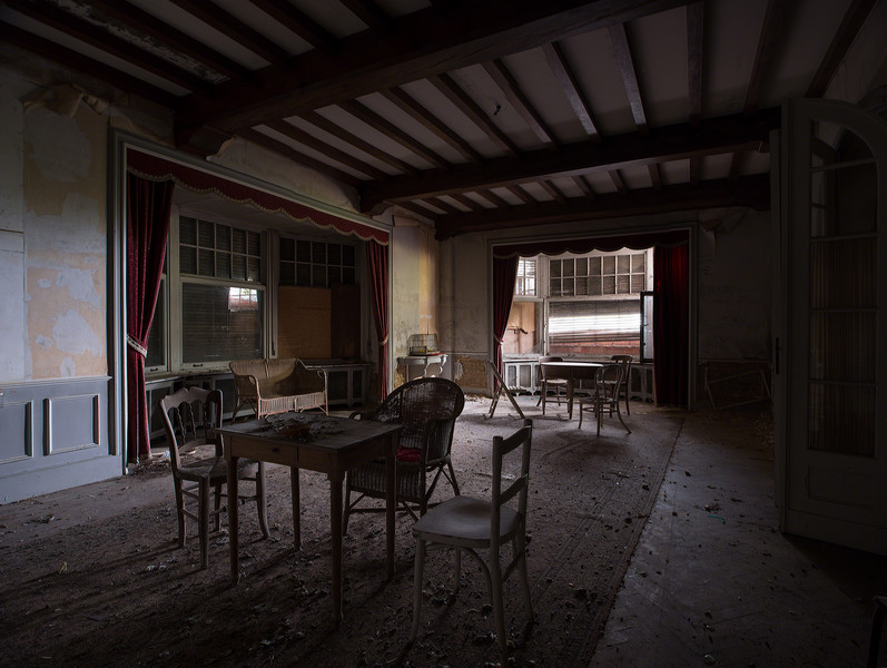 The Dining Rooms