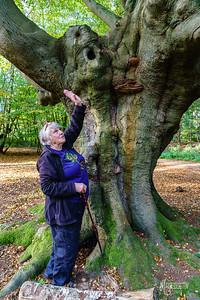 Tricia Moxey, Naturalist
