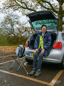 Elke, Epping Forest Conservation Volunteer
