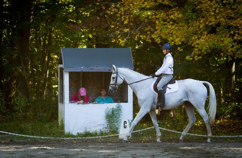 Hitching Post Farm Schooling Trials, September 2014 - LARS