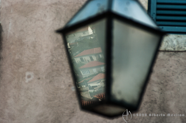 lantern reflection #5